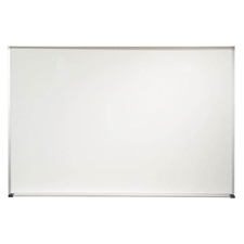 10'W x 5'H El Grande Porcelain Steel Magnetic Whiteboard with Aluminum Trim