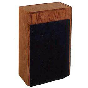 300 - Auxiliary Audio Extension Speaker Cabinet Oklahoma Sound,300,Speaker Cabinet